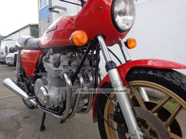 1987 Benelli  354 Sport 1 hand receive 10670 Km Top Motorcycle Sport Touring Motorcycles photo