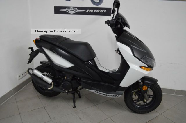 2014 Benelli  49 X 780 km moped Motorcycle Scooter photo