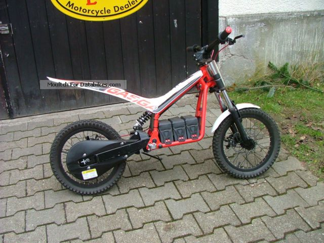 Gasgas  Children electric Trial Trail Beta TXT E12 2013 Electric Motorcycles photo