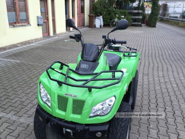 2011 Arctic Cat  400 2x4 Motorcycle Quad photo