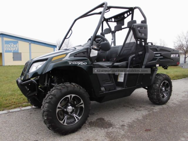 2012 Arctic Cat  Prowler HDX 700 with LOF Motorcycle Quad photo