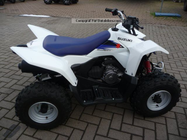 2013 Suzuki  Quad Sport Z90, LTZ 90 Motorcycle Quad photo