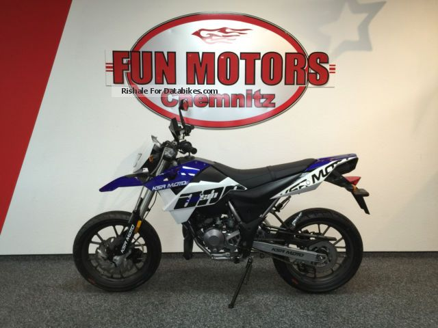 2012 Other  KSR MOTO TR 50 SM One Motorcycle Super Moto photo