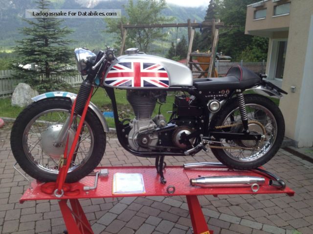 Norton  M30 1955 Vintage, Classic and Old Bikes photo