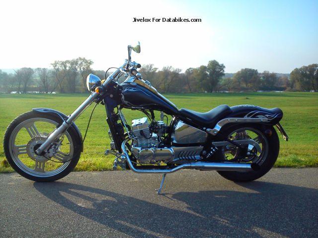 2008 WMI  DD-125 E Spyder Motorcycle Chopper/Cruiser photo