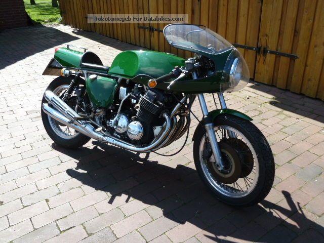 1980 Rickman Honda Cr 750