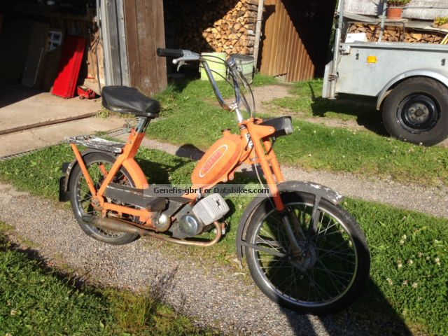 1982 Other  SOLO Motorcycle Motor-assisted Bicycle/Small Moped photo