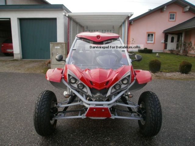 2010 CFMOTO  ROAD BUGGY LK500 Motorcycle Sport Touring Motorcycles photo
