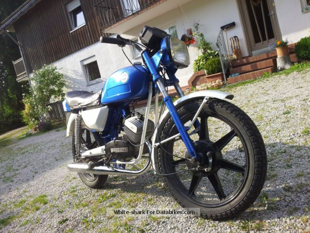 Zundapp  Zündapp gts 1979 Vintage, Classic and Old Bikes photo