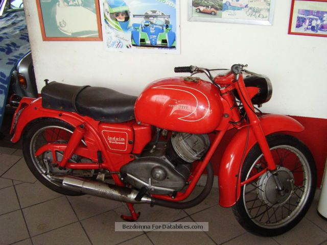 Moto Guzzi  Lodola 1959 Vintage, Classic and Old Bikes photo