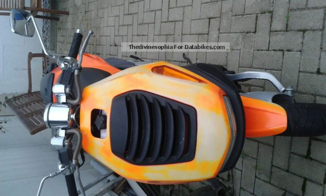 2001 Italjet  Dragser 125 LC Motorcycle Scooter photo