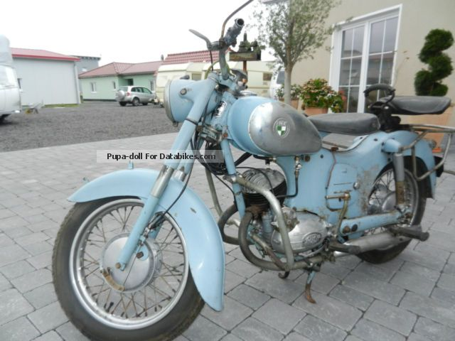 Puch  175SV 1955 Vintage, Classic and Old Bikes photo