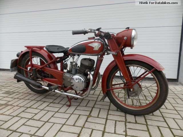 Other  Ardie TYPE B250 1950 Vintage, Classic and Old Bikes photo