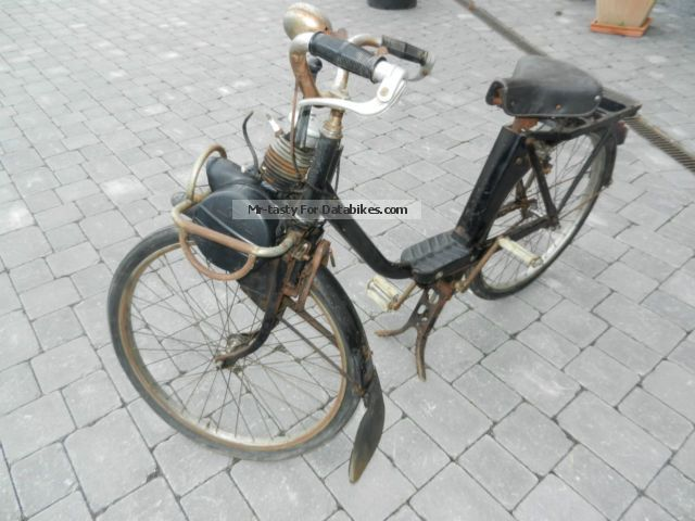 1952 Other  Solex Bj. With round frame assy. for restoration Motorcycle Lightweight Motorcycle/Motorbike photo
