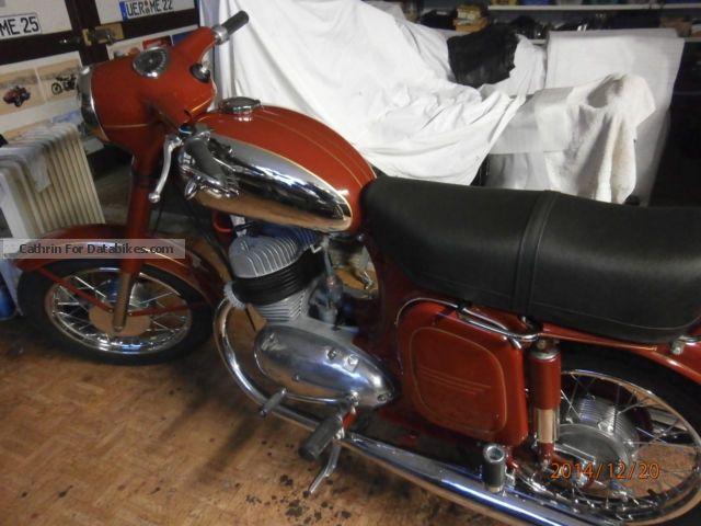 1975 Jawa  350 Motorcycle Motorcycle photo