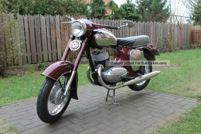 Jawa  350 1968 Vintage, Classic and Old Bikes photo