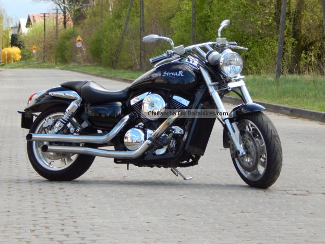 2003 Kawasaki  VN1500 Motorcycle Chopper/Cruiser photo