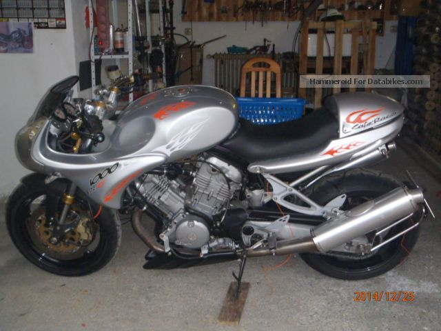 2003 Voxan  cr 1000 Motorcycle Sports/Super Sports Bike photo