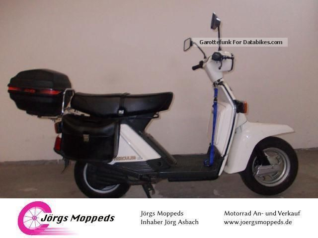 1984 Hercules  CV 80 E City * excellent condition * NEW * TÜV Motorcycle Scooter photo