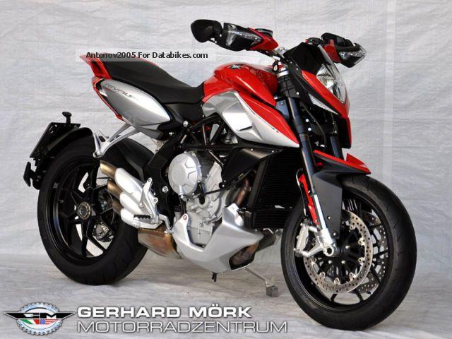 2013 MV Agusta  Rival 800 EAS Motorcycle Super Moto photo