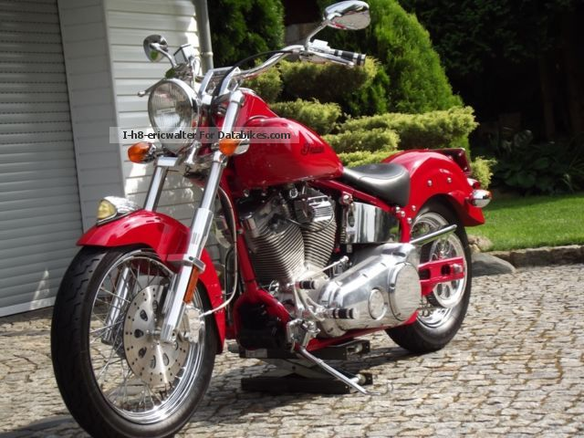 2003 Indian  SCOUT - FABRYCZNIE NOWY Motorcycle Chopper/Cruiser photo