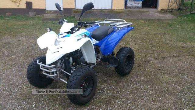 2012 Hercules  Interceptor 50 lc Motorcycle Quad photo