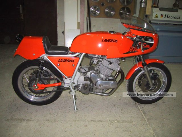 1976 Laverda  SFC 750 Motorcycle Motorcycle photo