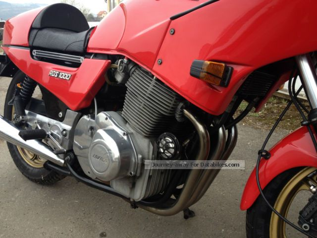 1984 Laverda  1000 RGS Motorcycle Motorcycle photo