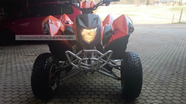 2012 Adly  Hurrican 300 Motorcycle Quad photo