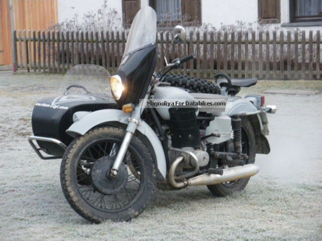 1992 Ural  650 Motorcycle Combination/Sidecar photo