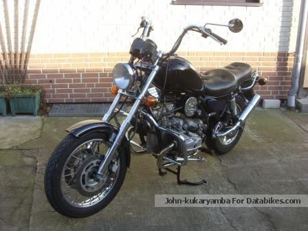 2005 Ural  Voyage 750 Motorcycle Chopper/Cruiser photo