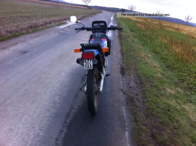 2014 Aprilia  et 50 Motorcycle Enduro/Touring Enduro photo