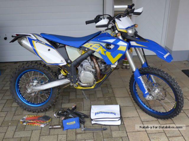 2013 Husaberg  FE 570 Motorcycle Enduro/Touring Enduro photo