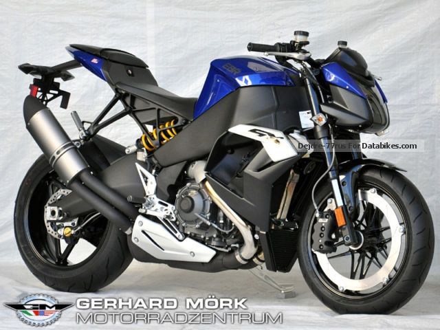 2012 Buell  Erik Racing EWC 1190SX Motorcycle Streetfighter photo