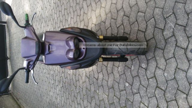 2006 MBK  Booster Motorcycle Scooter photo
