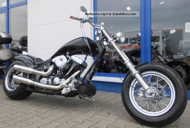 2000 Other  HPU Dragstyle Motorcycle Chopper/Cruiser photo