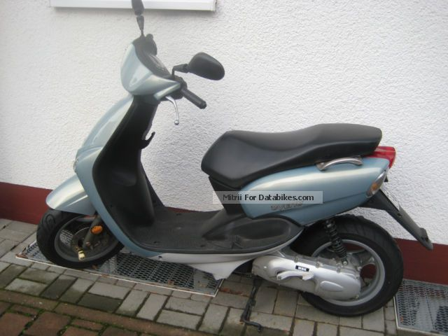 2002 Other  OVETTO - MBK Motorcycle Scooter photo