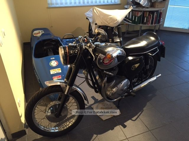 BSA  A65 1964 Vintage, Classic and Old Bikes photo