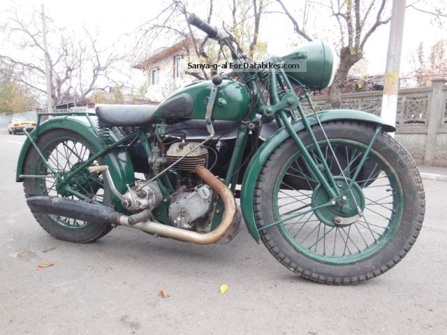 BSA  Blue Star 500 1932 Vintage, Classic and Old Bikes photo