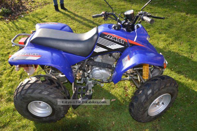 2015 SMC  RAM 170 Motorcycle Quad photo