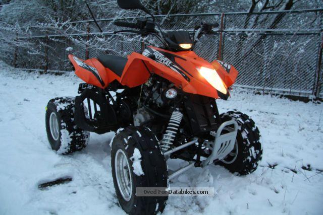 2012 Arctic Cat  DVS 300, L7e Kymco hardly run Motorcycle Quad photo