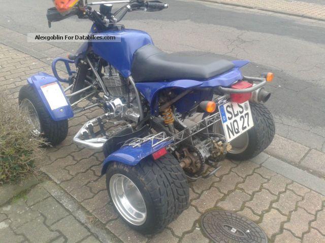 2005 Sachs  250 Motorcycle Quad photo