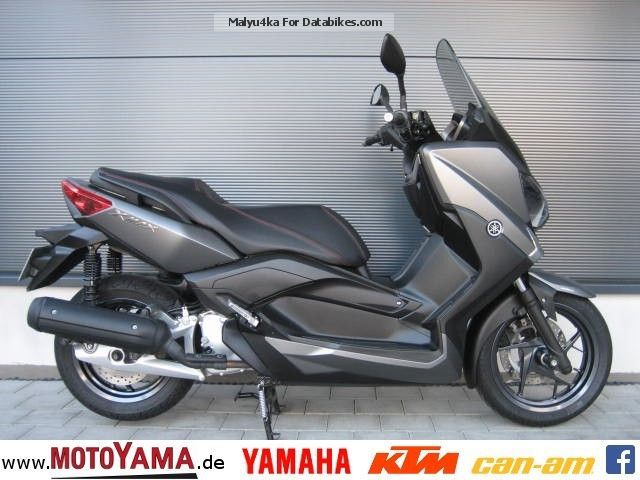 2014 Yamaha  X-MAX 125 ABS, like new-new model in 2014! Motorcycle Scooter photo