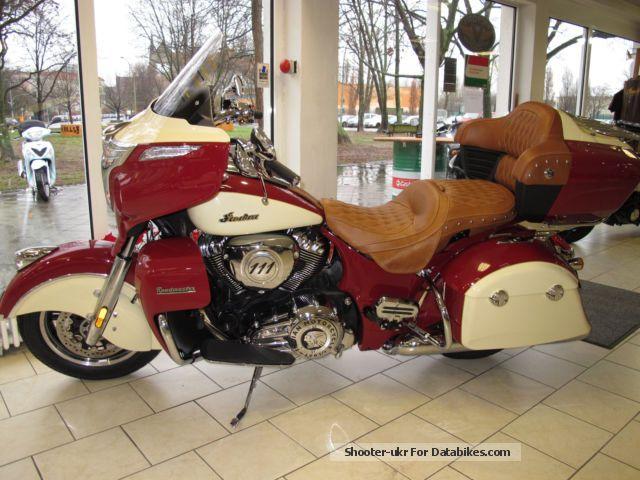 2012 Indian  Roadmaster Motorcycle Chopper/Cruiser photo