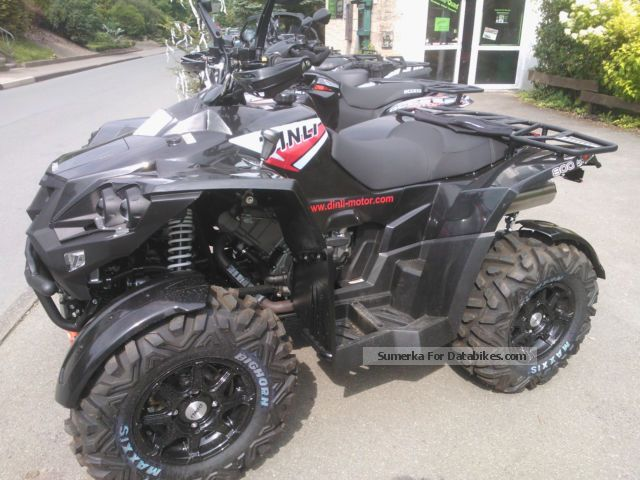 2015 Dinli  800 EFI EPS EVO LOF full warranty 24 Mon Motorcycle Quad photo
