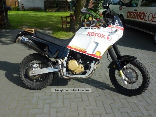 1993 Cagiva  Elephant 900 IU Lucky Explorer Motorcycle Enduro/Touring Enduro photo