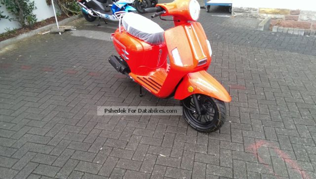 2015 Tauris  Freccia 2T Motorcycle Scooter photo