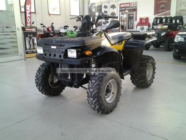 Polaris  Others TRAIL BOSS 330 LE UNICO PROPRIETARIO 2005 Quad photo