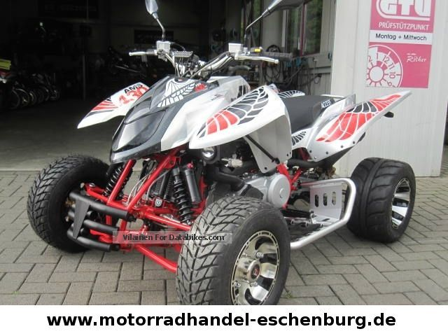 2012 Other  ACCESS AMS 430 EFI LOF Motorcycle Quad photo