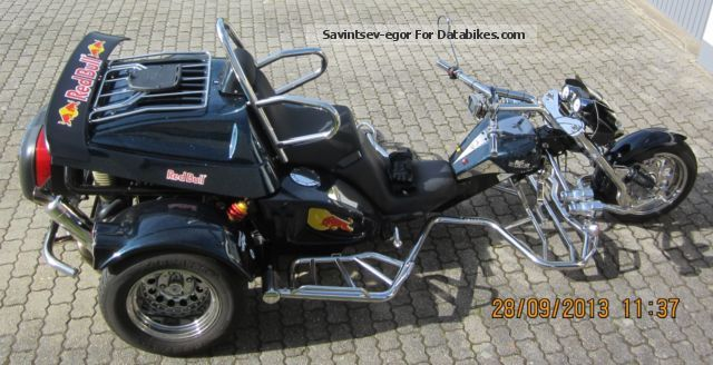 2004 Boom  Fighter X11 -2.0 ltr. S- Motorcycle Trike photo